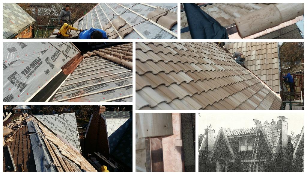 5850 Loran Eagle Tile Installation (Nov 14)