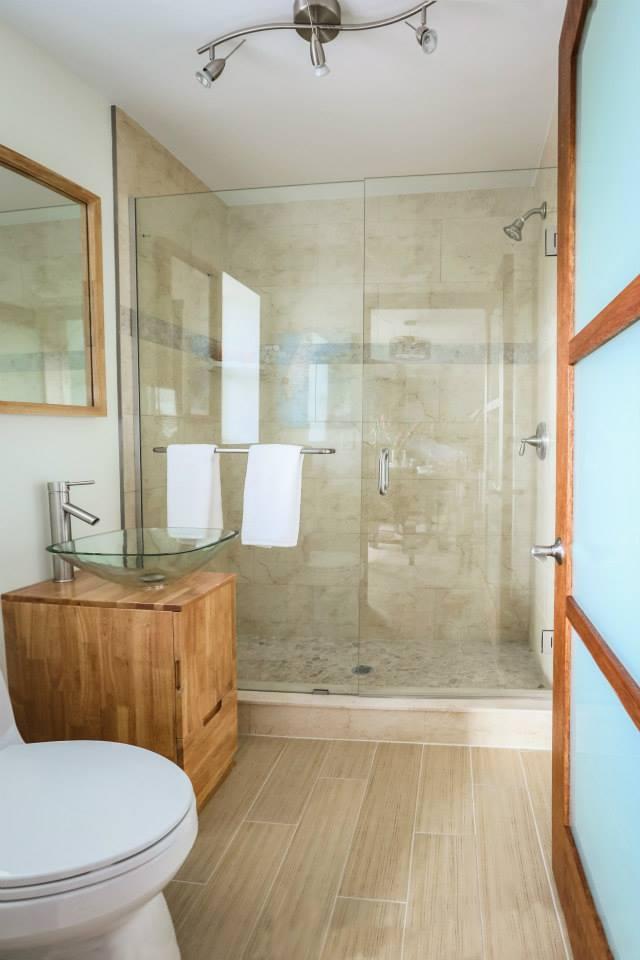 One-Bedroom Intracoastal Suite Bath