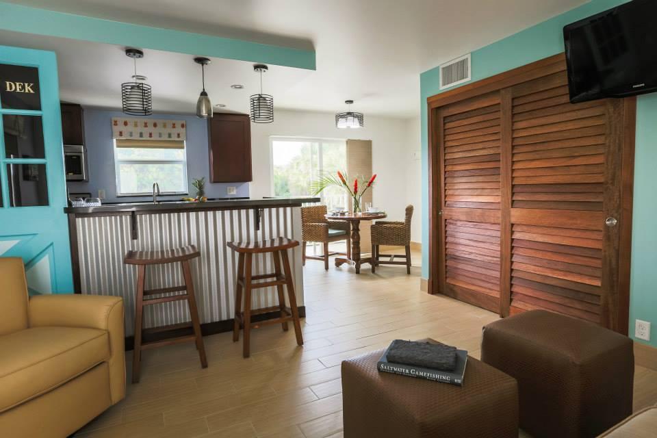 One-Bedroom Intracoastal Kitchen