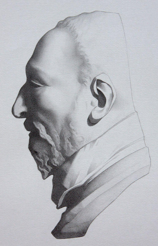 Profile Bargue Copy