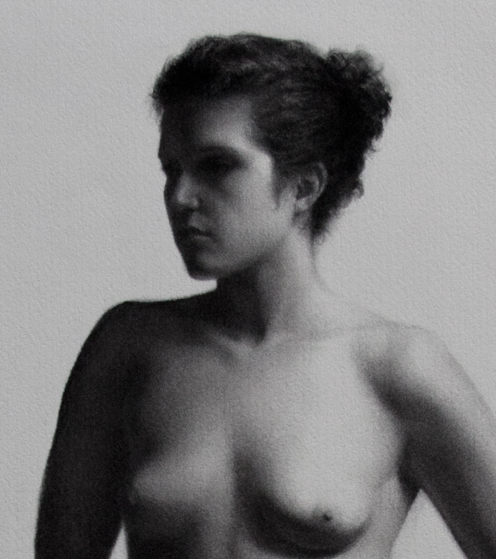 Nude Female - Detail