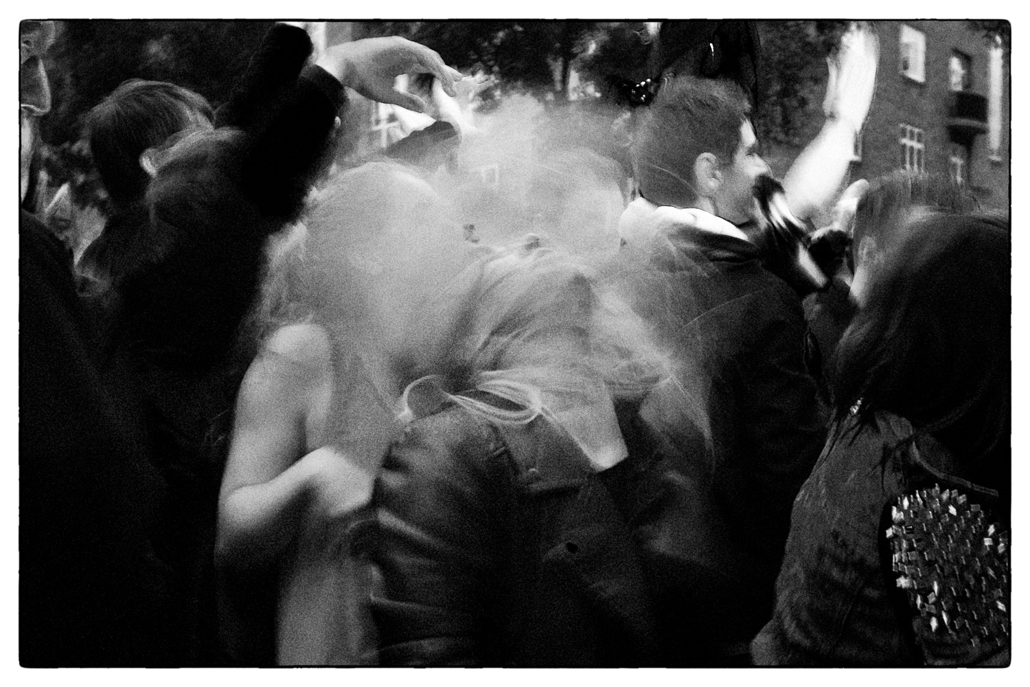 Distortion Street Party