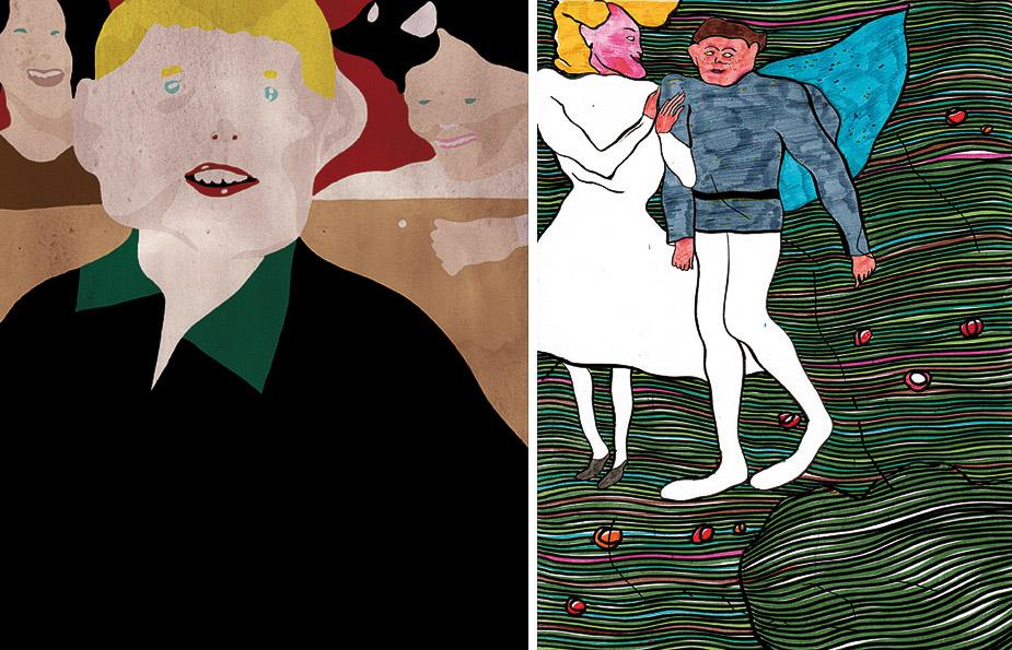Illustrations by Jan Oksbøl Callesen