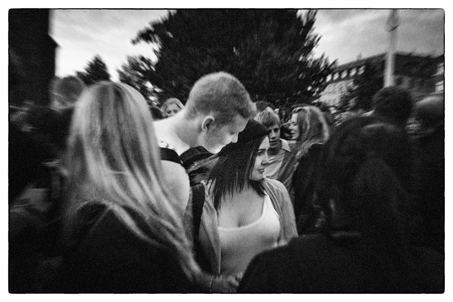 Distortion street party, Copenhagen, by Kasper Nybo Photography