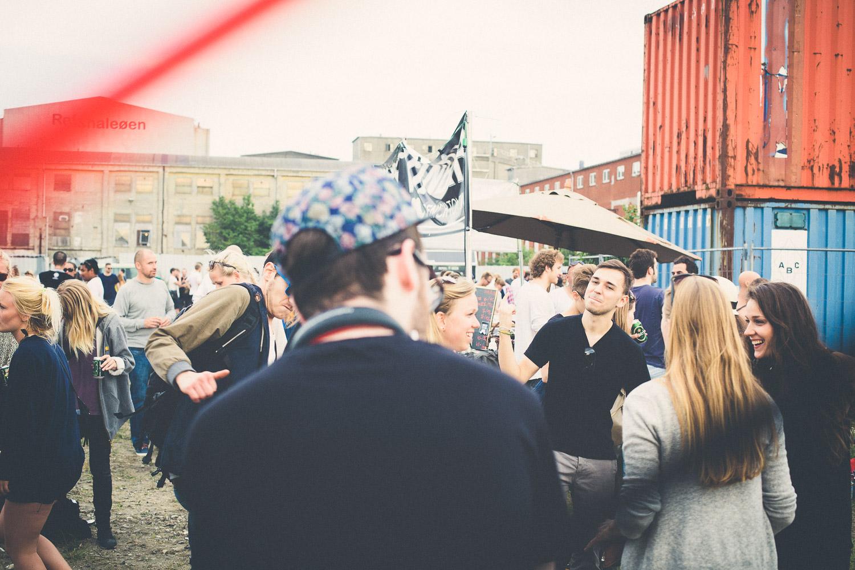 Distortion Havnefest, Refshaleøen by Kasper Nybo Photography
