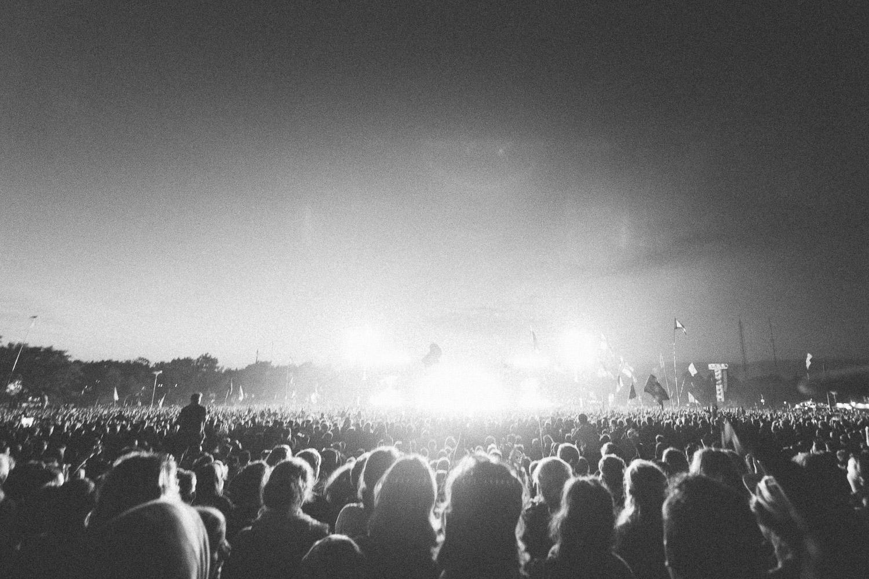 Roskilde Festival portrætter af Kasper Nybo Photography for Sploosh