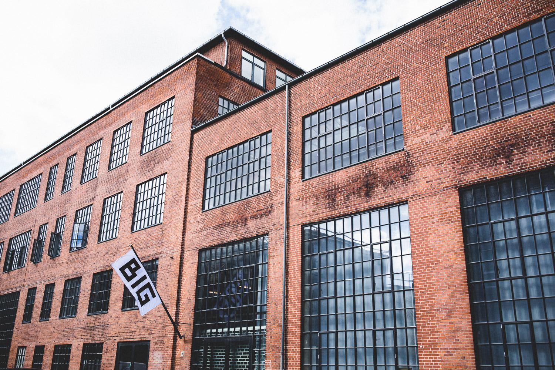 The studios of Bjarke Ingels Group