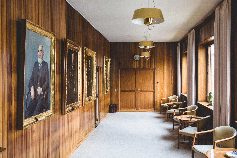 City of Aarhus, City Hall by Arne Jacobsen