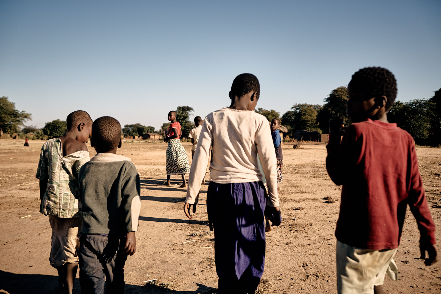 Drought in Malawi - for Red Cross