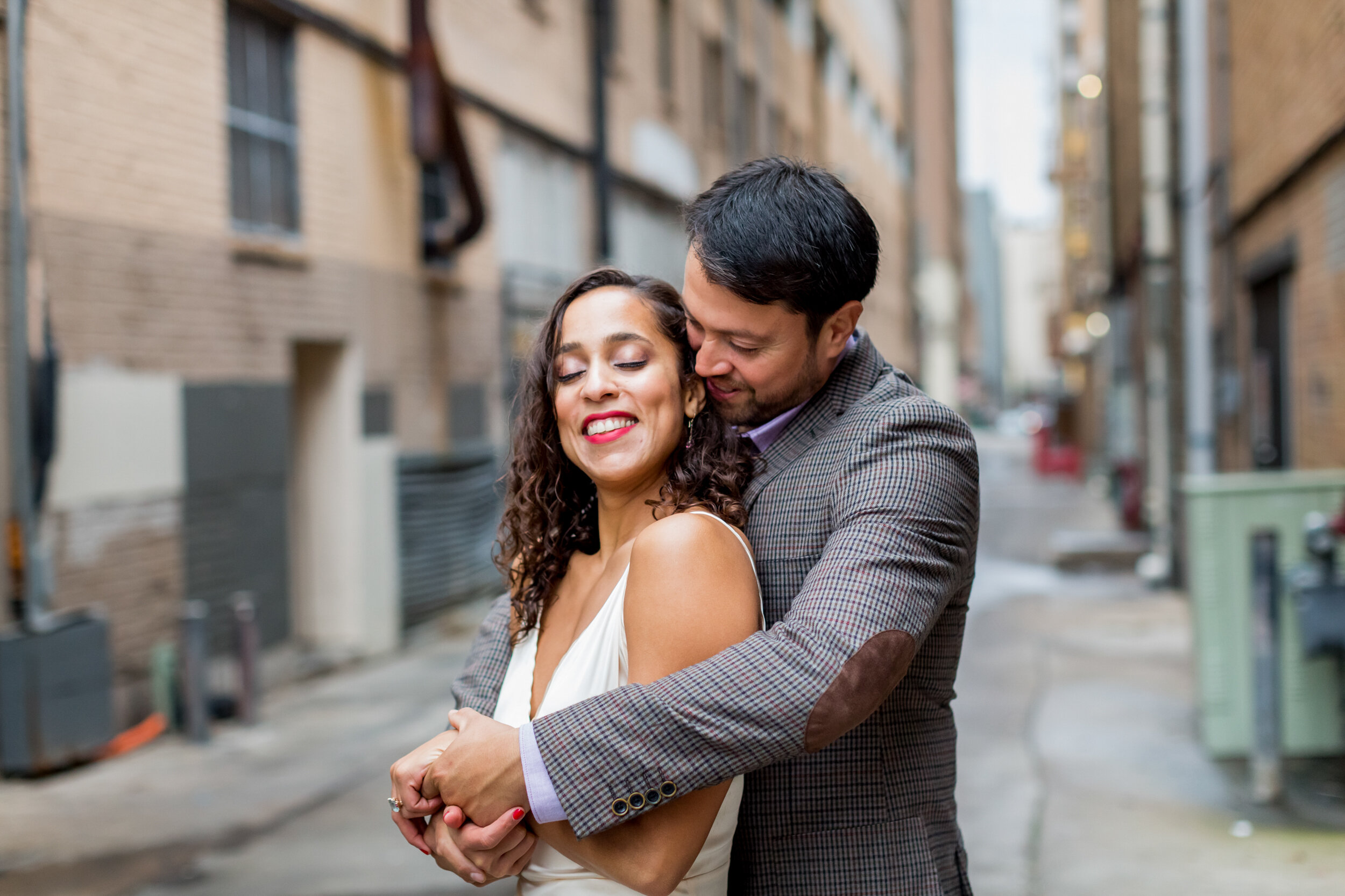 ENGAGEMENT - The engagement session is where the whole wedding experience begins…