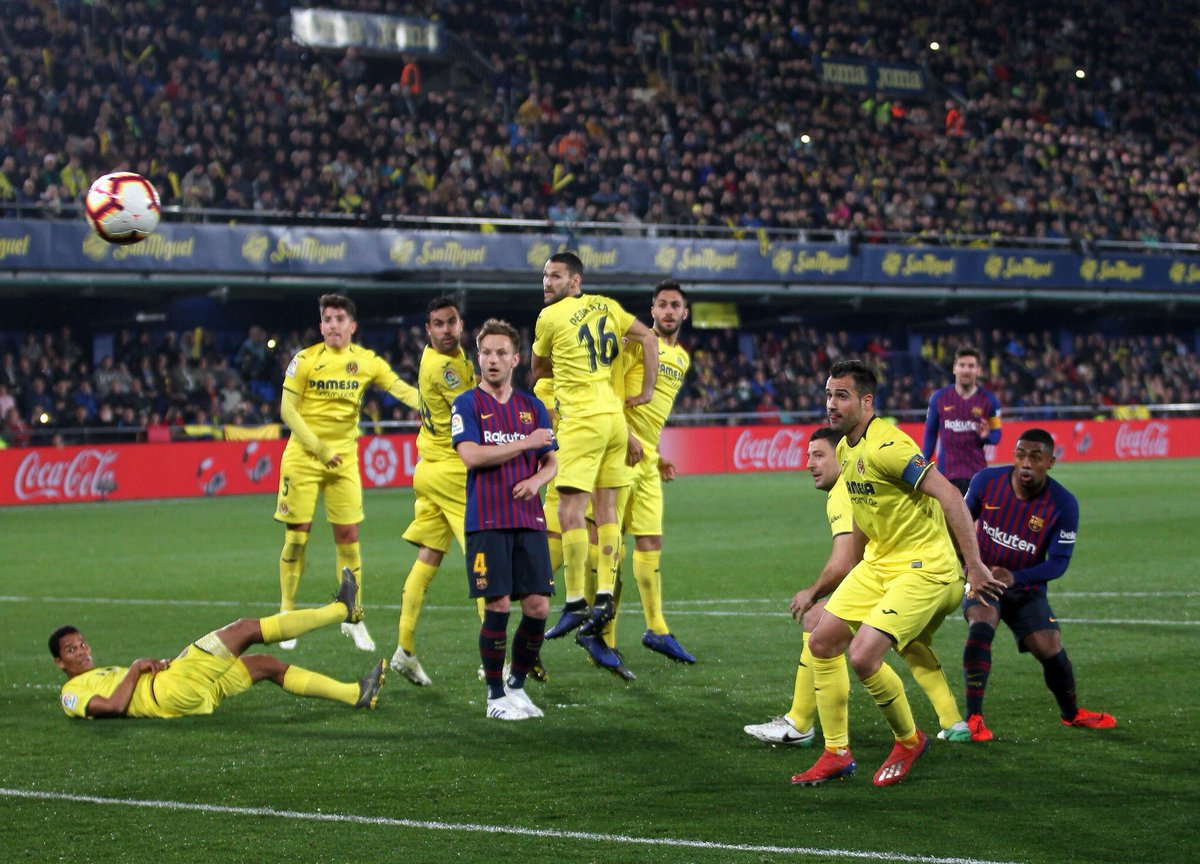 Messi // Villarreal