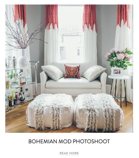 Bohemian Mod Feng Shui InteriorDesign
