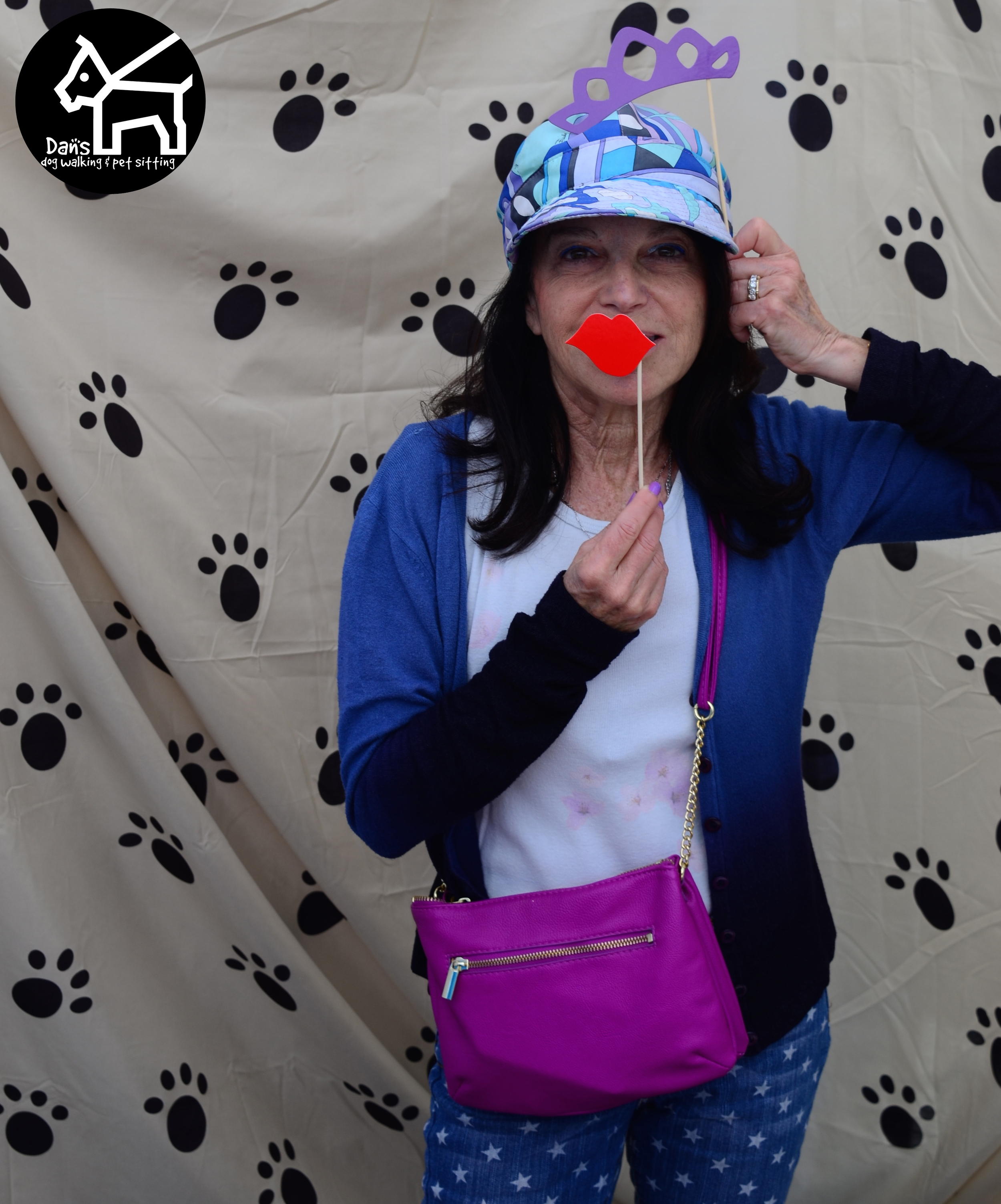 Another Happy Visitor at Dan's Dog Walking and Pet Sitting Doggie Photo Booth at Harbor Fest 2015.jpg