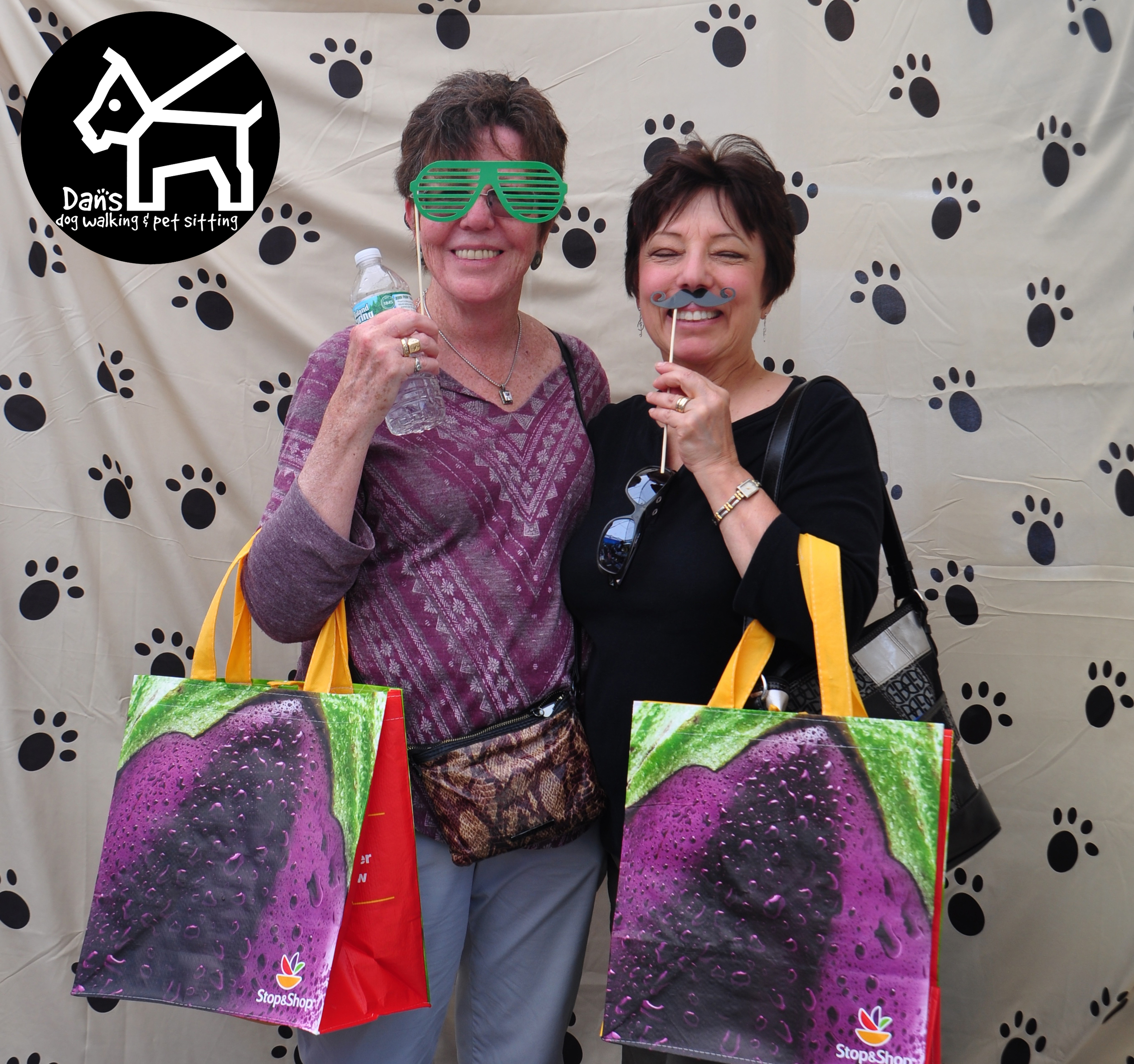 Enjoying the Fun at Dan's Dog Walking and Pet Sitting Doggie Photo Booth at Harbor Fest 2015.jpg