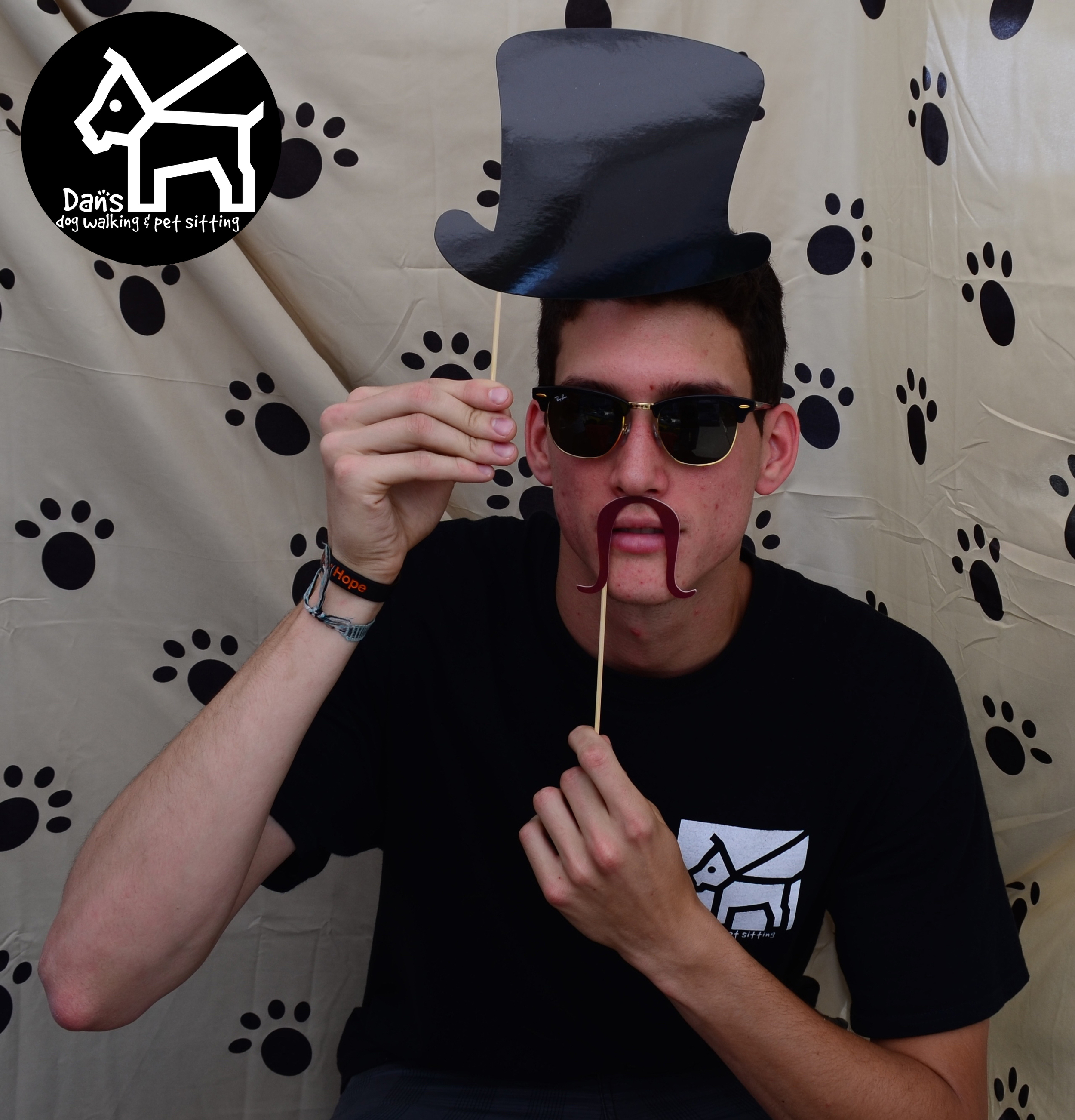 Mauro at Dan's Dog Walking Photobooth at Harbor Fest 2015.jpg