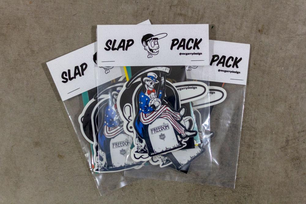 Slap Pack Vol.1 - $5