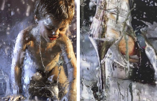 Marilyn Minter's Precious Metals    INTERVIEW MAGAZINE  |  OCTOBER 28, 2011