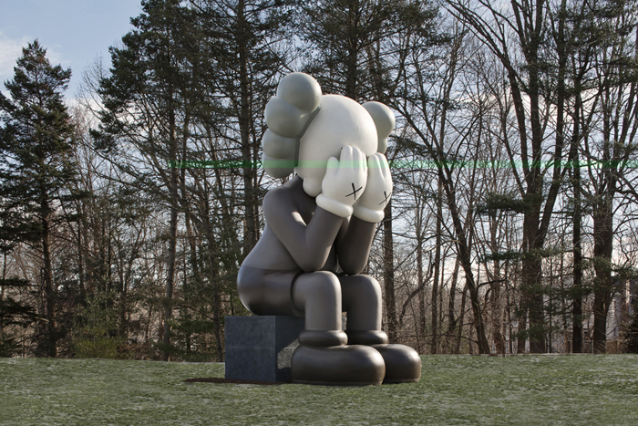 KAWS and the Standard Approach     INTERVIEW MAGAZINE | JUNE 8, 2011