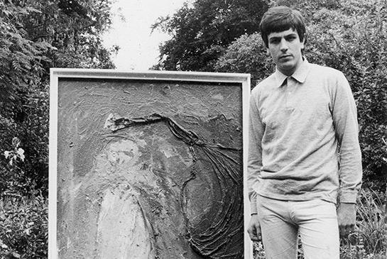 Beyond Pink Floyd: A Half-Century of Art from Syd Barrett    INTERVIEW MAGAZINE | MARCH 31, 2011