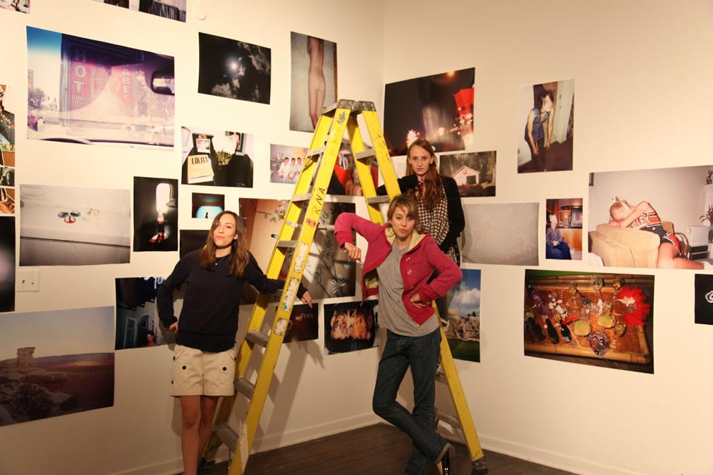 Gia Coppola, Sage Grazer, Tracy Antonopoulos: Watch Out Boys    INTERVIEW MAGAZINE |  JANUARY 19, 2010