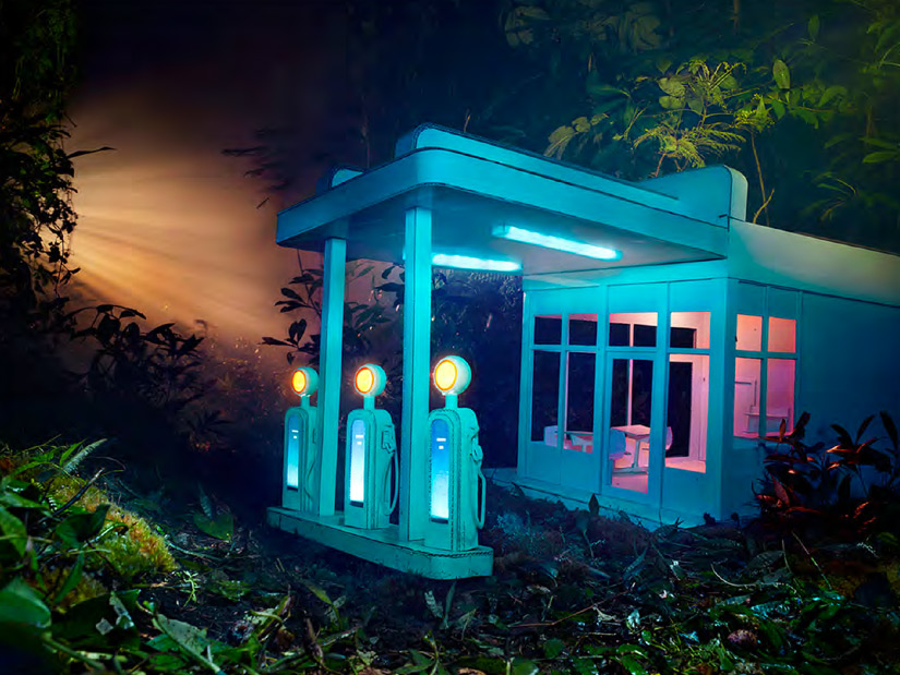 In the Land of David LaChappelle    DUJOUR | JANUARY 2014