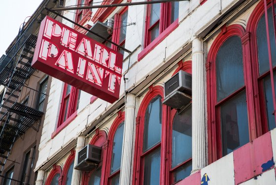 6 Artists on the Closing of Legendary Art-Supply Store Pearl Paint    NEW YORK MAGAZINE  |  APRIL 22, 2014