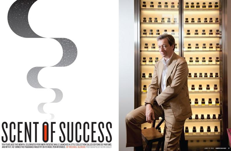 Scent of Success    AMERICAN WAY | JUNE 15, 2010