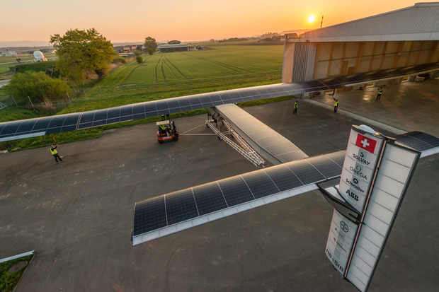 Charged: Solar Impulse 2    COOL HUNTING | APRIL 8, 2014
