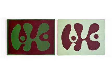 Each Sold Separately: Hanuk's Un-Diptychs    DUJOUR | 2013