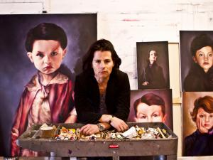 The Kids Are All Right? The Paintings of Nir Hod    ART IN AMERICA | MAY 16, 2011