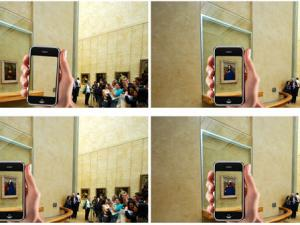 Amir Baradaran Gives Tourists a Reason to Photograph Famous Art    ART IN AMERICA | JANUARY 28, 2011