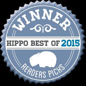 2015 Hippo Press winner Best Stylist- Samantha Courtois