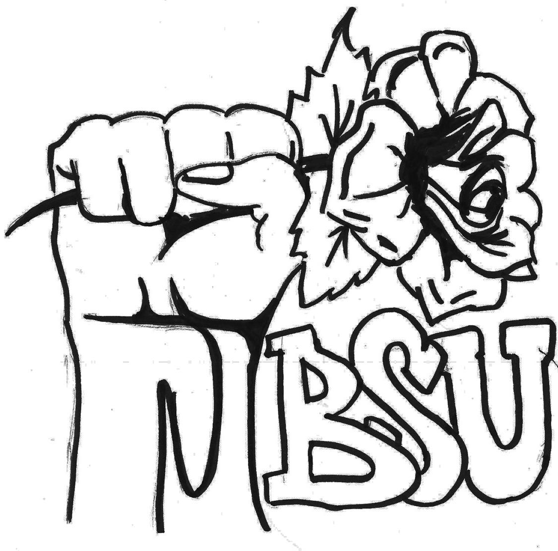 Student design from Beaverton High School's Black Student Union