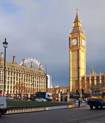 Big Ben and a tour of a world's city