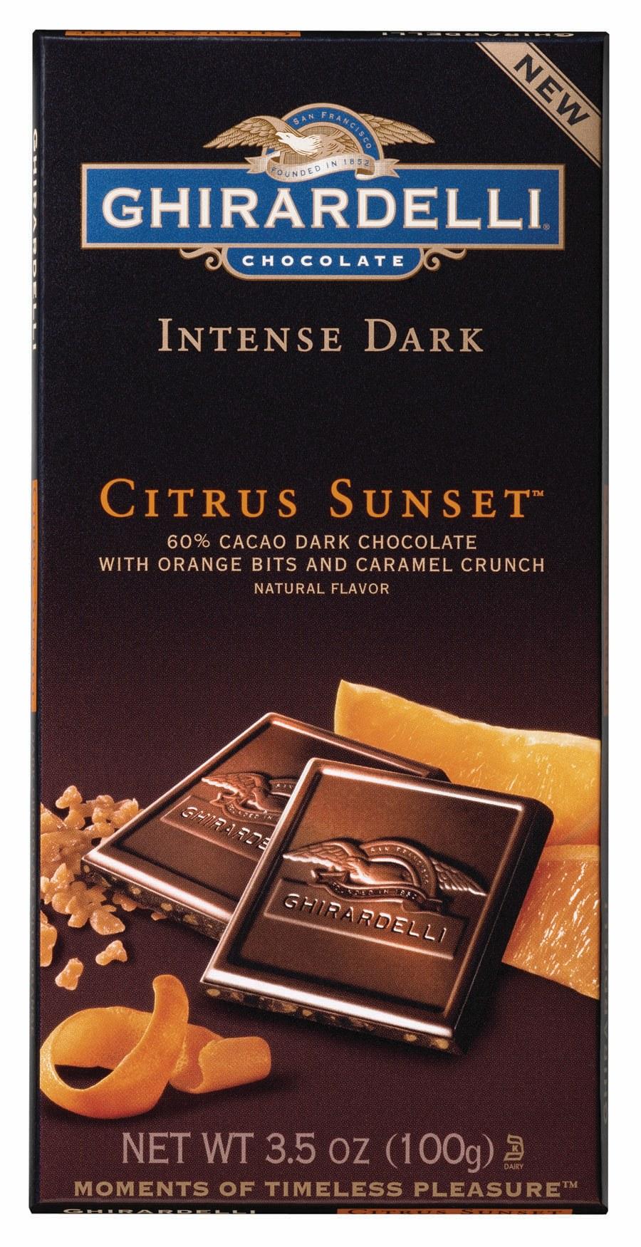 Ghirardelli Chocolate Intense Dark Bars