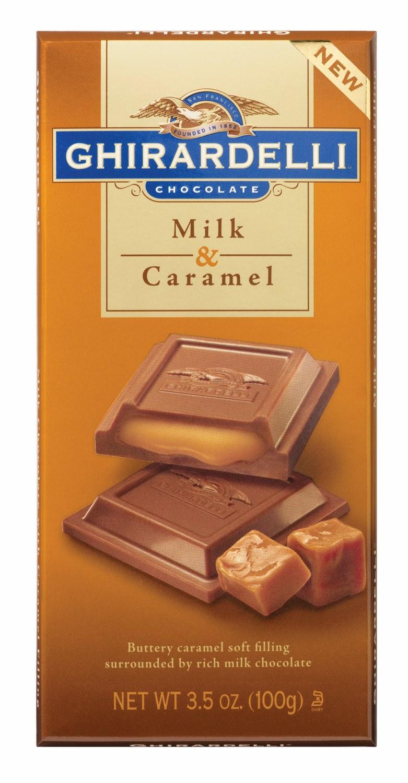 Ghirardelli Chocolate Prestige Bars
