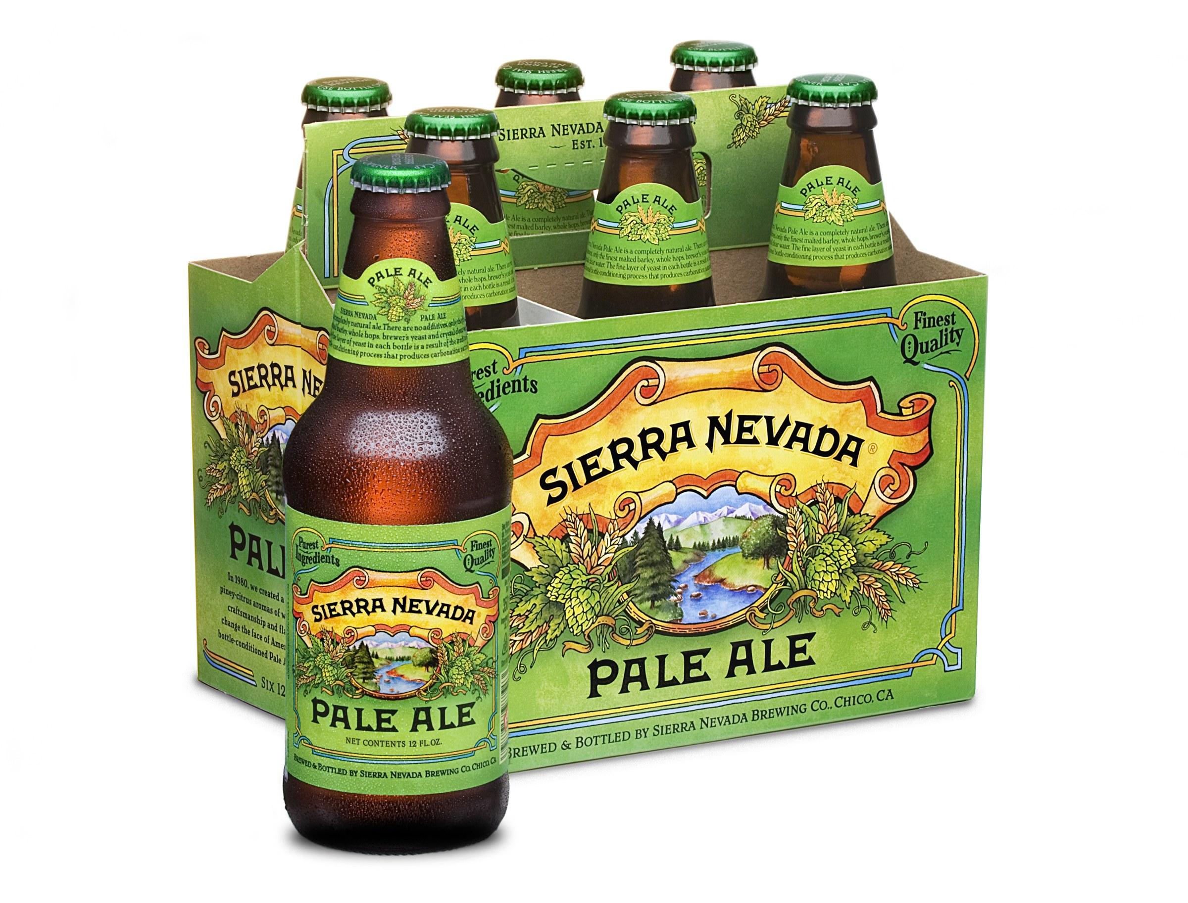 Sierra Nevada Brewing Co. Packaging Update