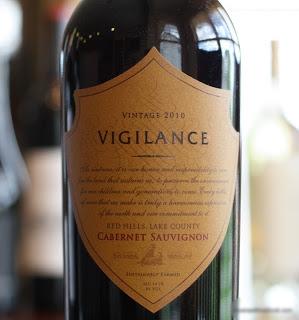 Vigilance Wine