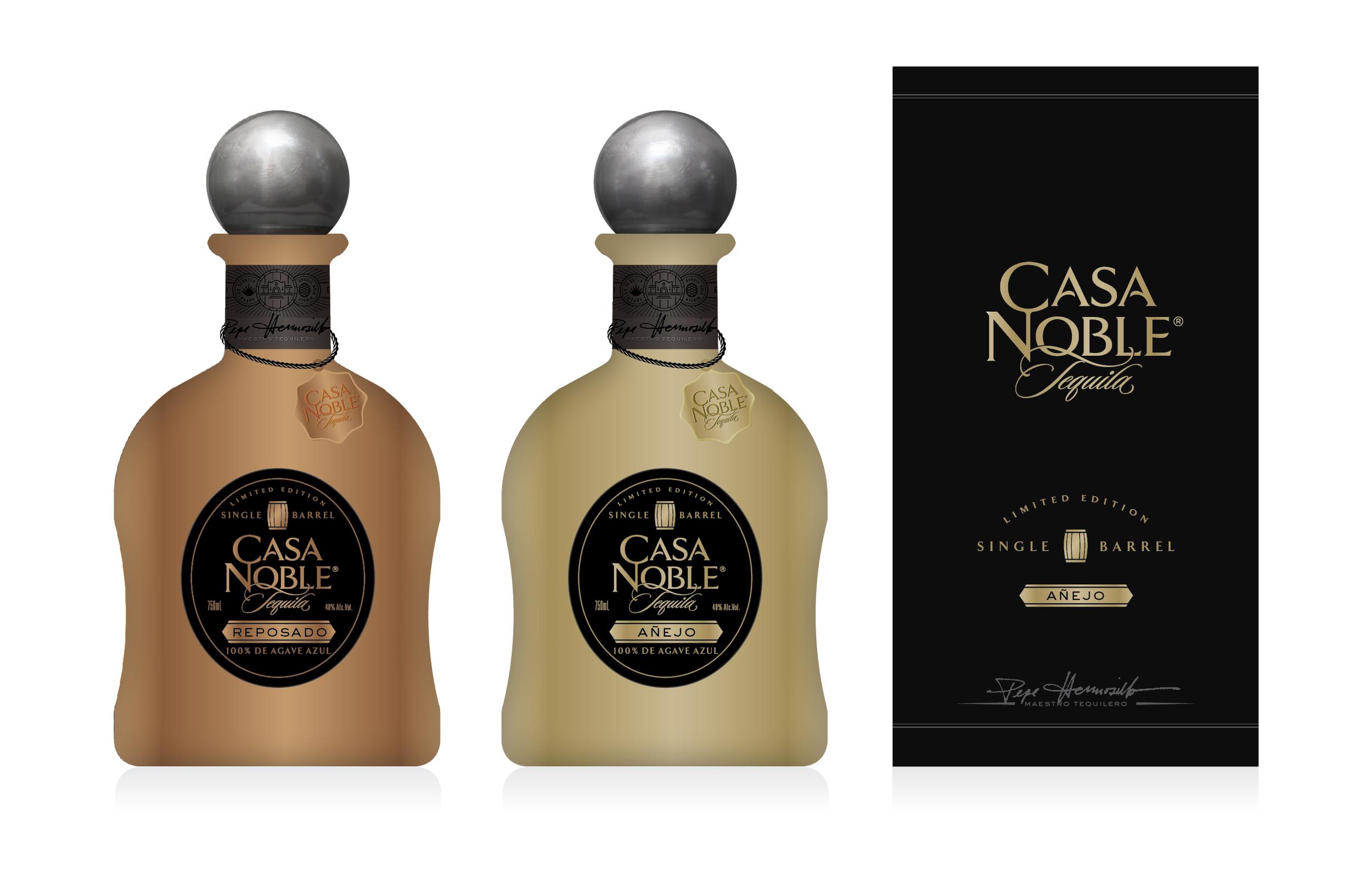 Casa Noble Single Barrel Tequila