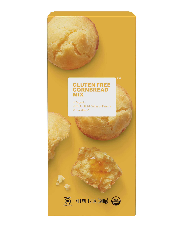 Brandless: Gluten Free Cornbread Mix