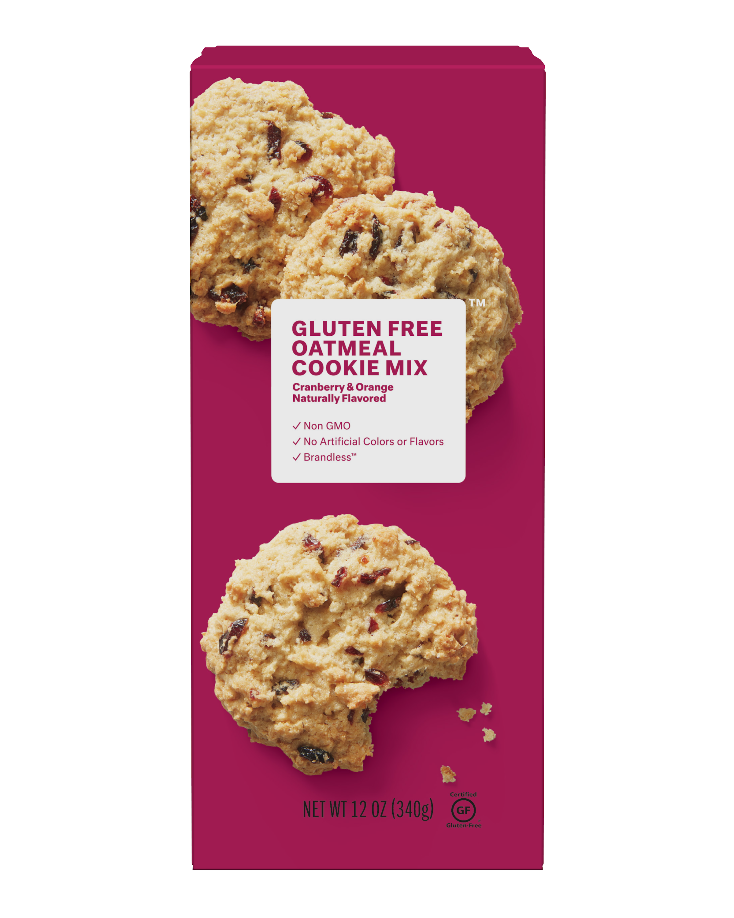 Brandless: Gluten Free Cookie Mix