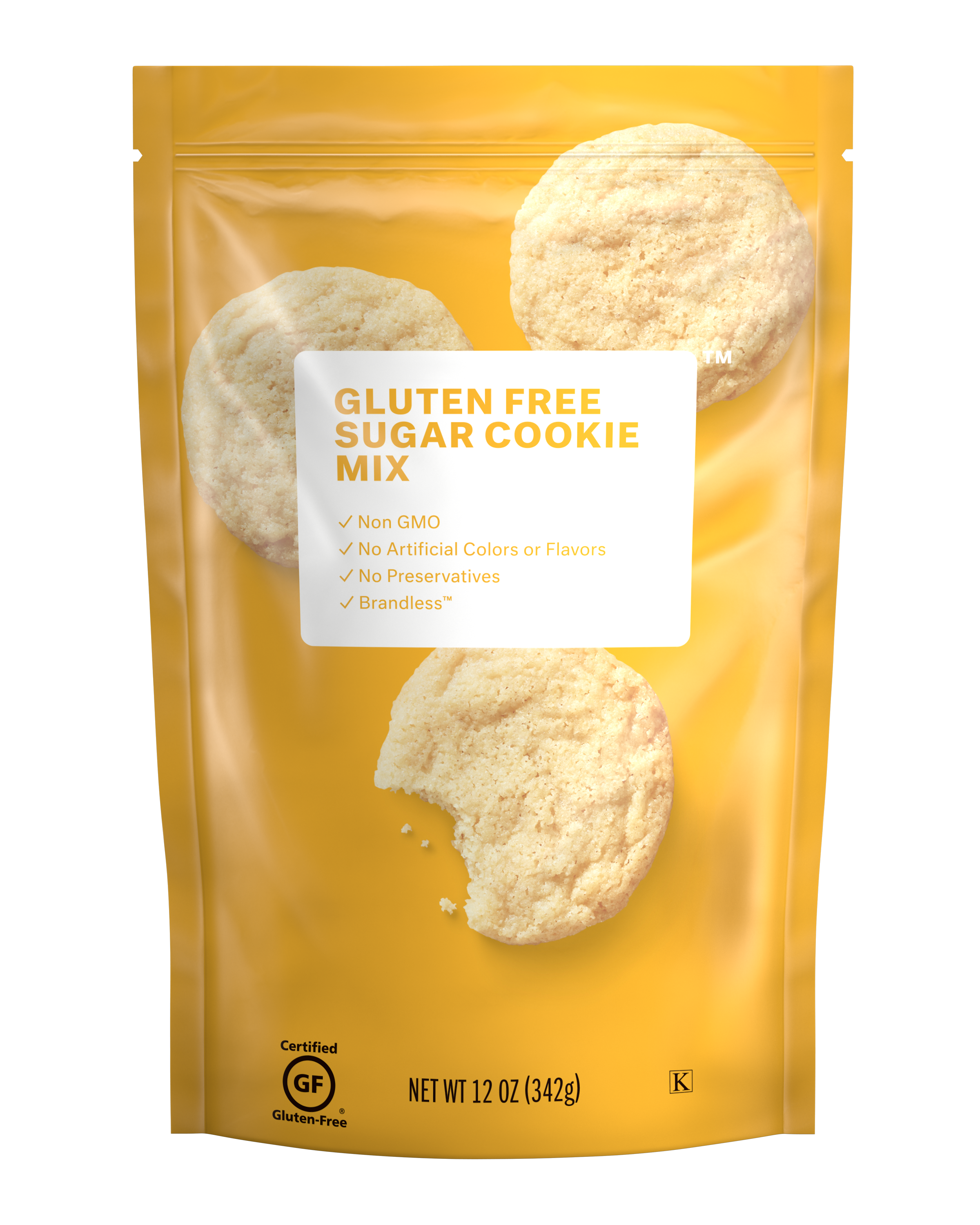Brandless: Gluten Free Sugar Cookie Mix