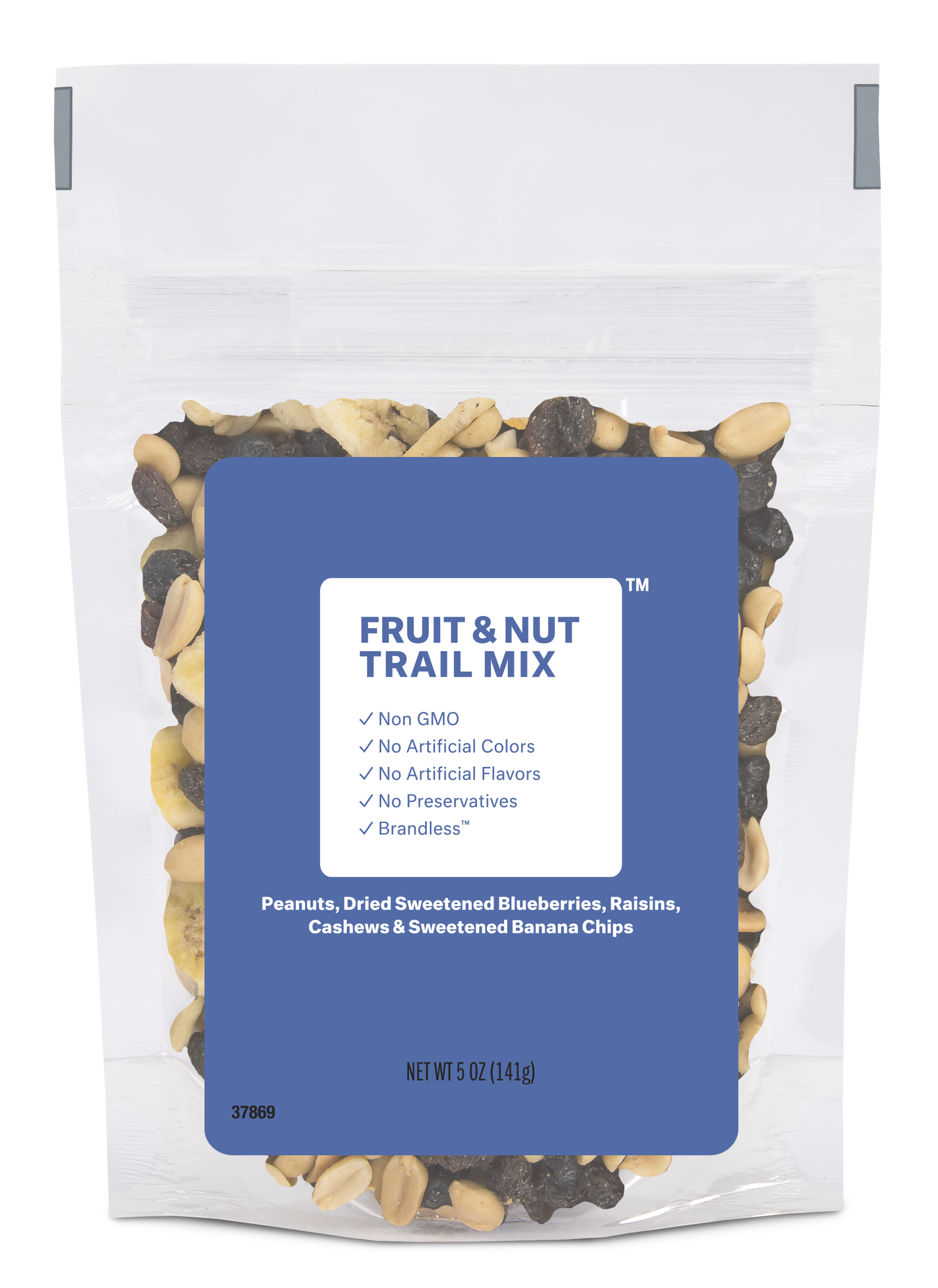 Brandless: Fruit & Nut Trail Mix