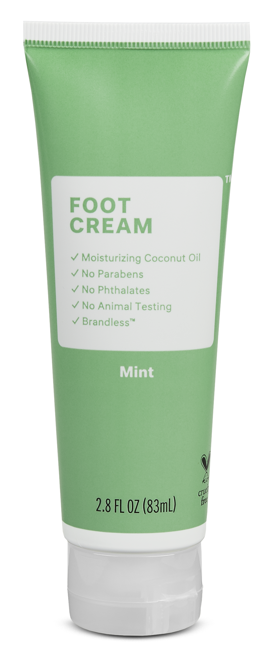 Brandless: Foot Cream