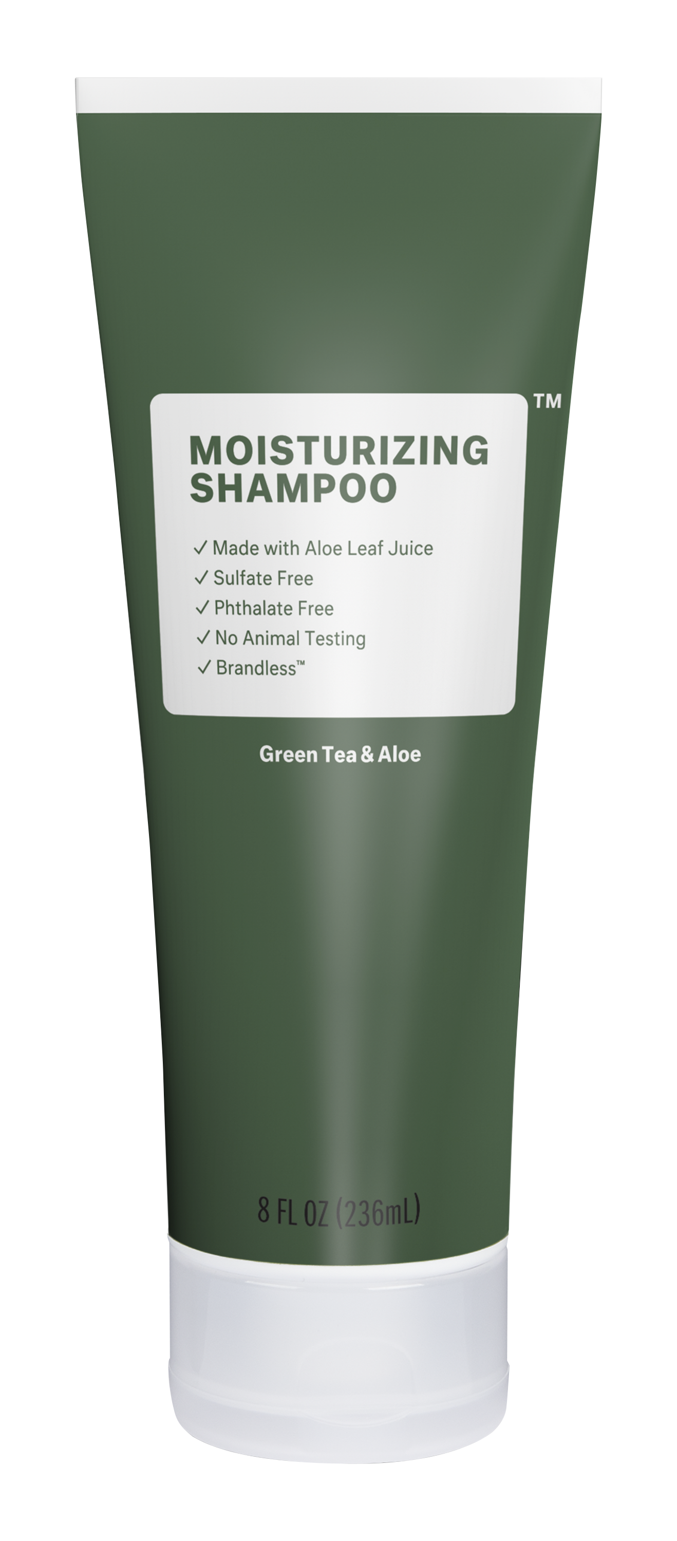 Brandless: Moisturizing Shampoo, Green Tea & Aloe