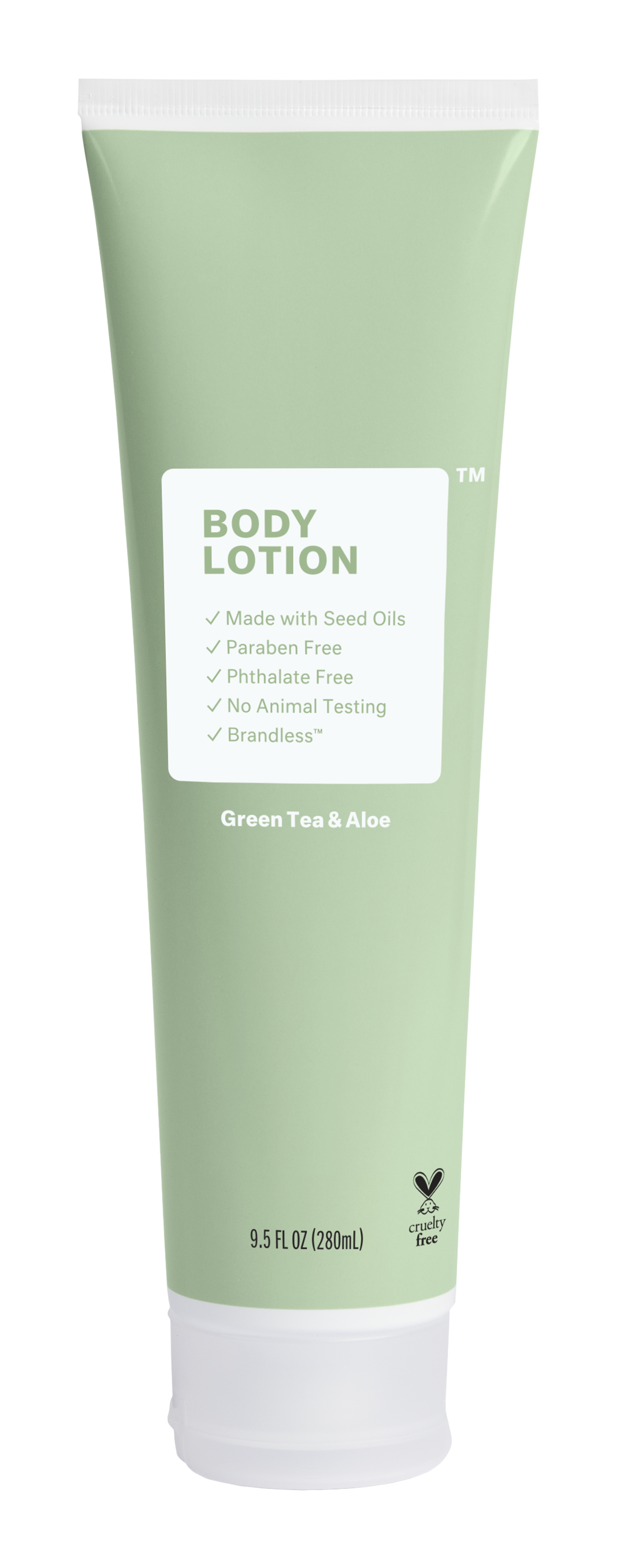 Brandless: Body Lotion, Green Tea & Aloe