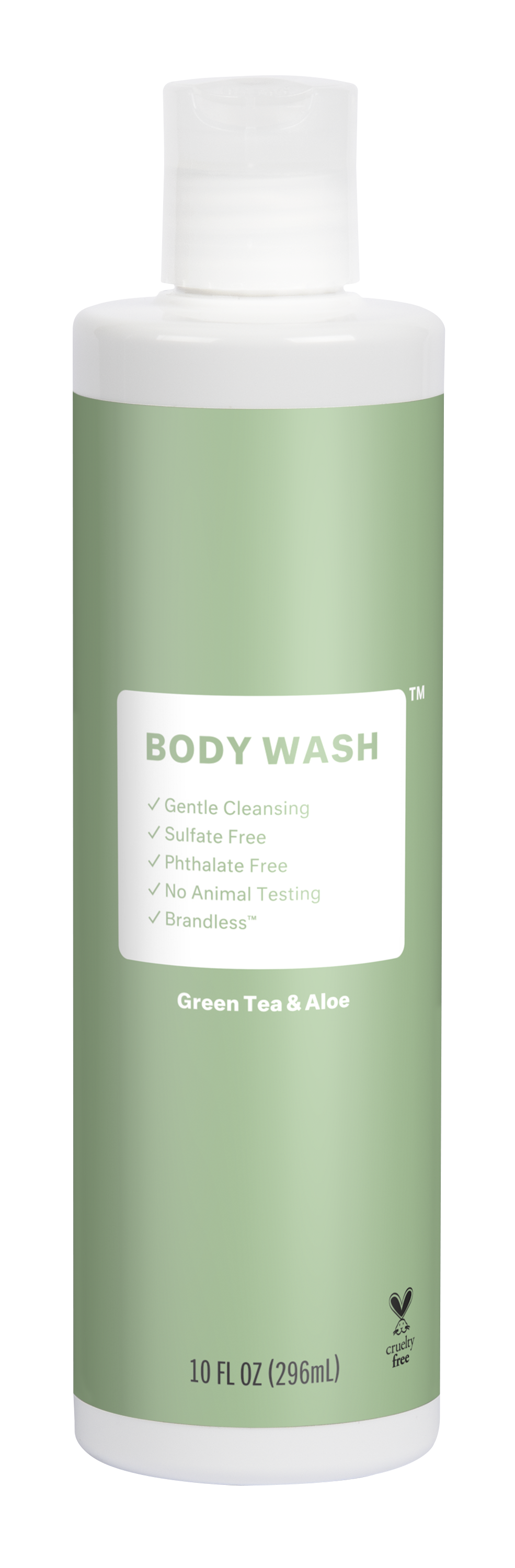 Brandless: Body Wash, Green Tea & Aloe