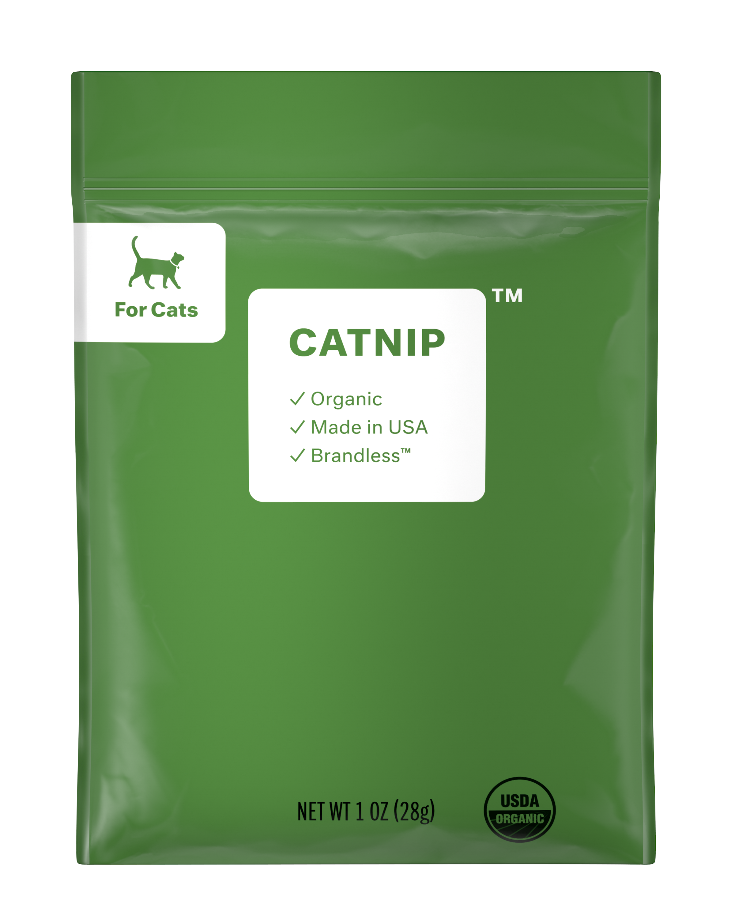 Brandless: Cat Treat, Catnip