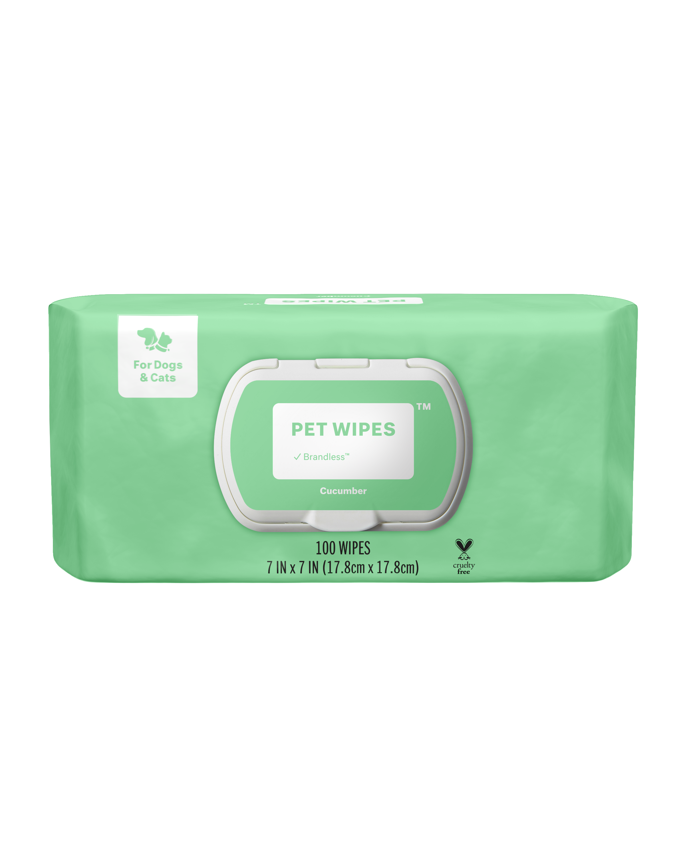 Brandless: Pet Wipes