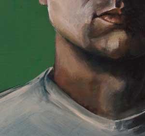 Luke, detail